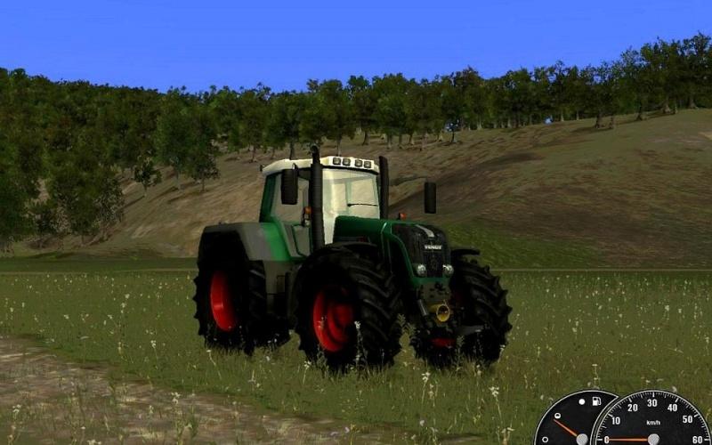 AGRAR SYMULATOR FARMY 2012 PC